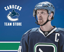 Vancouver Canucks Team Store Icon
