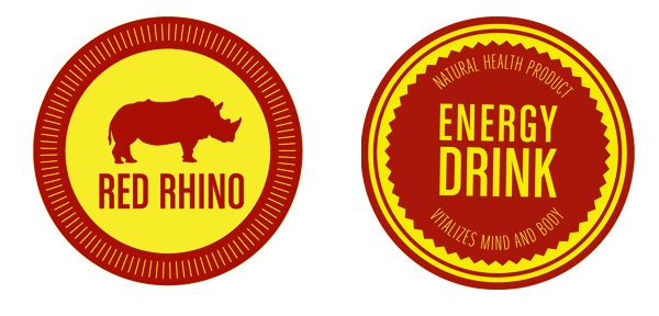 Red Rhino Labels