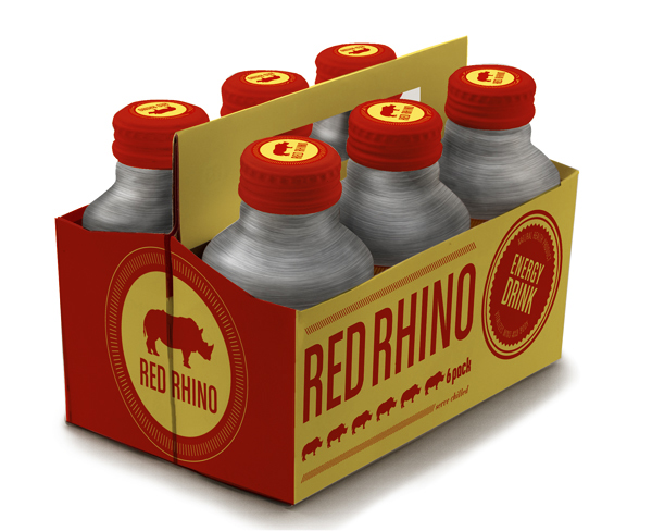 Red Rhino Top View