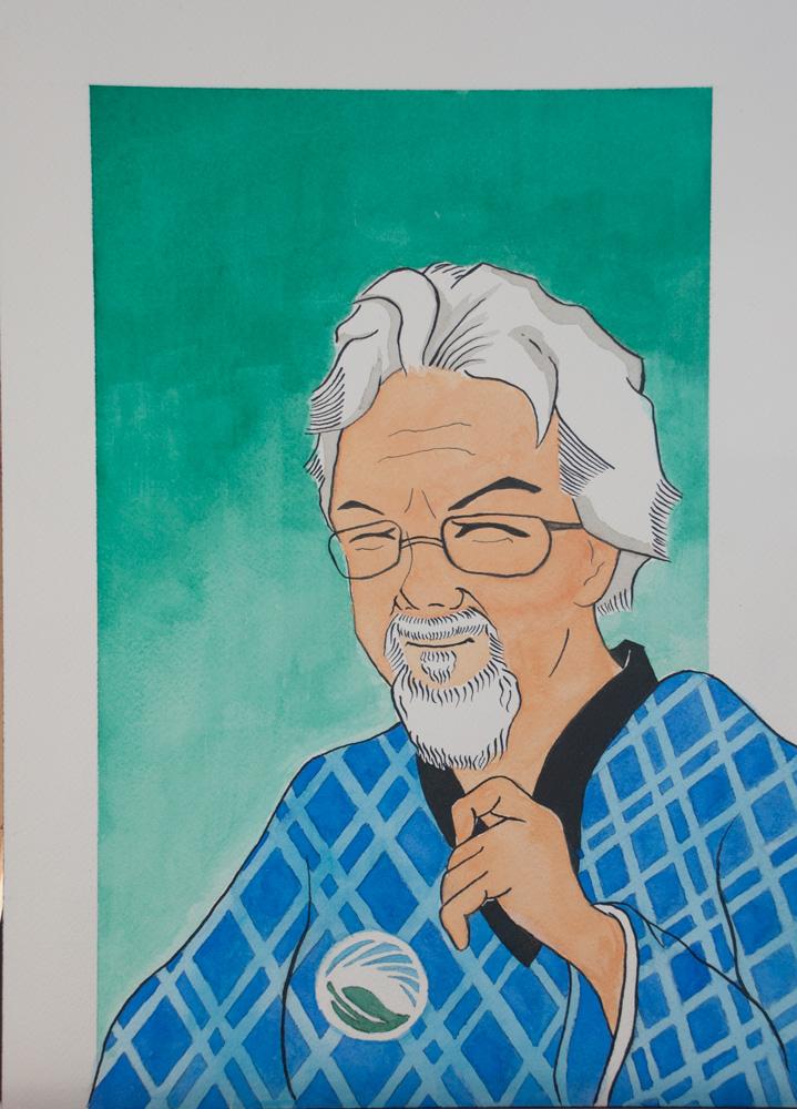 Ukiyo-e David Suzuki